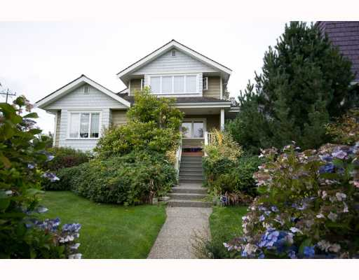 Main Photo: 1793 W 61ST Avenue in Vancouver: South Granville House for sale (Vancouver West)  : MLS® # V783753
