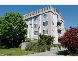 "Main Photo: 301 1990 COQUITLAM Avenue in Port Coquitlam: Glenwood PQ Condo for sale in ""THE RICHFIELD"" : MLS® # V813373"