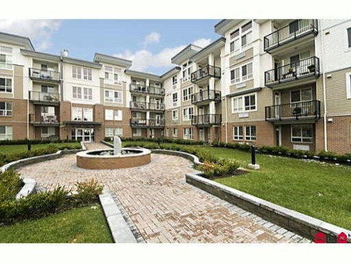 "Main Photo: 302 5430 201ST Street in Langley: Langley City Condo for sale in ""SONNET"" : MLS® # F1007765"