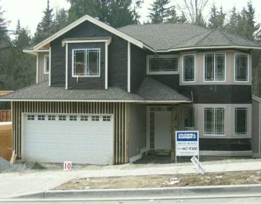 "Main Photo: 13237 239TH ST in Maple Ridge: Cottonwood MR House for sale in ""ROCK RIDGE PHASE V"" : MLS® # V570170"