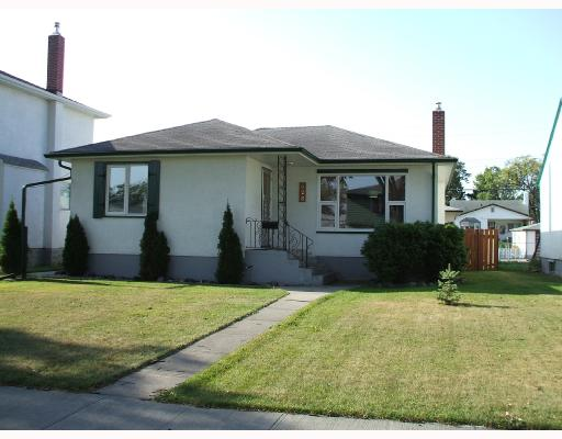 Main Photo: 428 ENNISKILLEN Avenue in WINNIPEG: West Kildonan / Garden City Single Family Detached for sale (North West Winnipeg)  : MLS® # 2716290