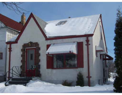 FEATURED LISTING: 469 PARR Street WINNIPEG