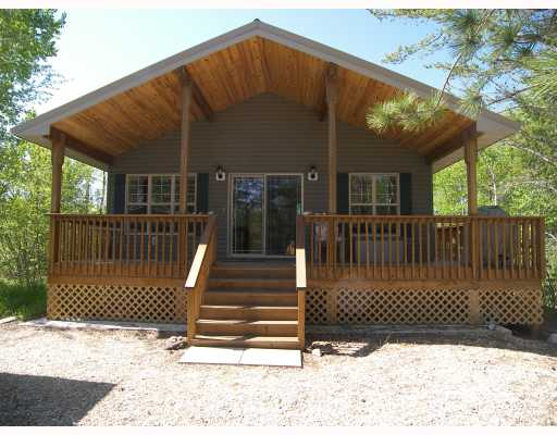 Main Photo: 1 GRANITE Bay in RENNIE: Manitoba Other Residential for sale : MLS(r) # 2913722