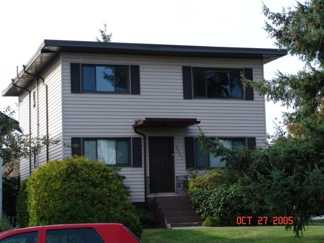 Main Photo: 8307 Shaughnessy Street, VANCOUVER in Vancouver: Marpole House for sale (Vancouver West)
