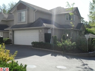 "Main Photo: 23 3270 BLUE JAY Street in Abbotsford: Abbotsford West Townhouse for sale in ""BLUE JAY HILLS"" : MLS®# F1022670"
