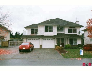 "Main Photo: 2787 BLACKHAM Drive in Abbotsford: Abbotsford East House for sale in ""MCMILLAN"" : MLS® # F2831662"