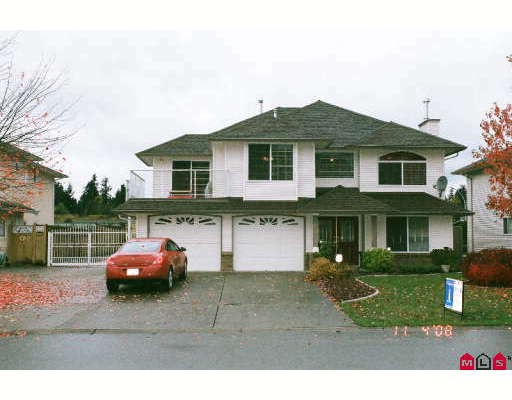 "Main Photo: 2787 BLACKHAM Drive in Abbotsford: Abbotsford East House for sale in ""MCMILLAN"" : MLS(r) # F2831662"
