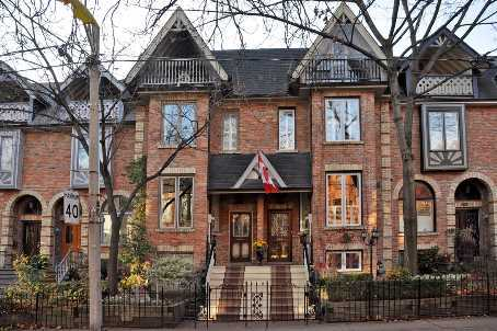 Main Photo: 494 Ontario Street in Toronto: House (3-Storey) for sale (C08: TORONTO)  : MLS(r) # C1916436