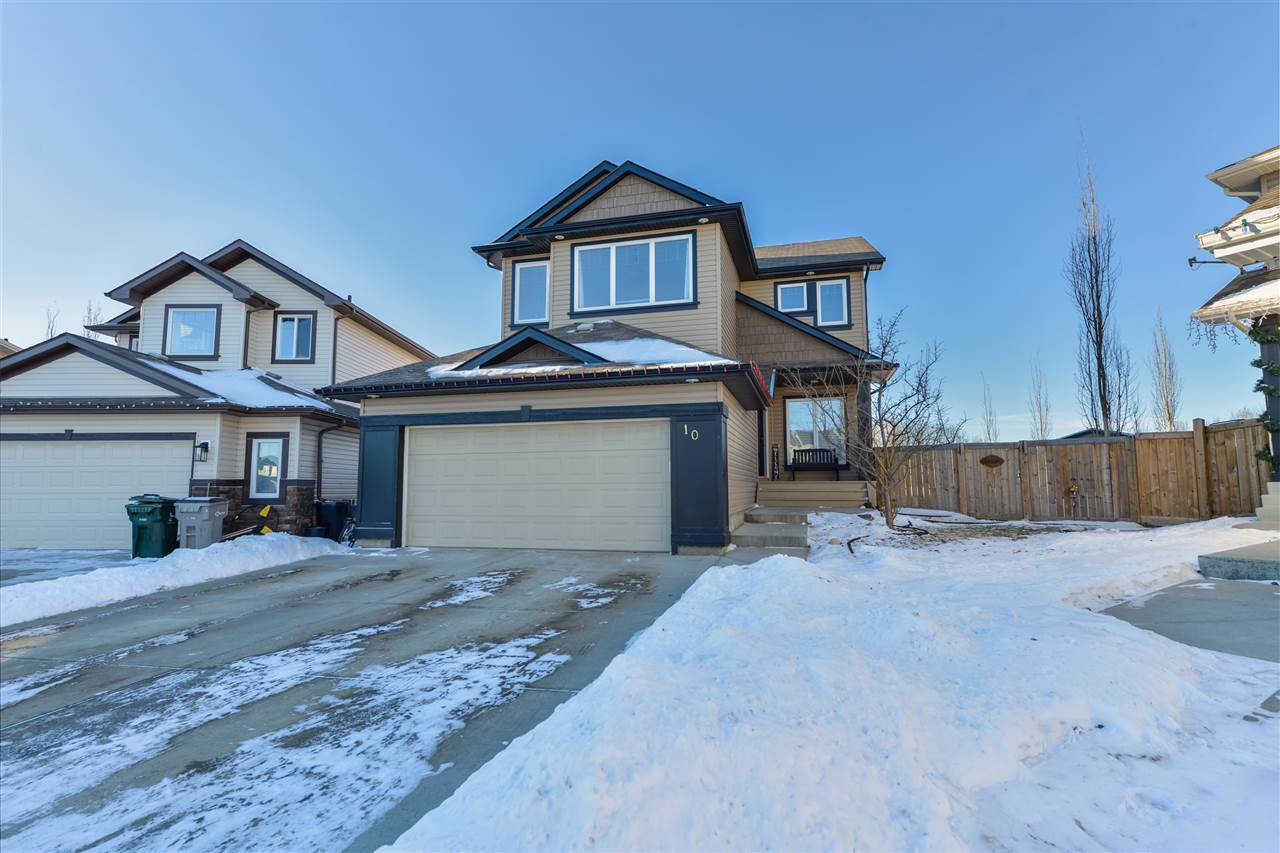 FEATURED LISTING: 10 SOUTH CREEK Point Stony Plain