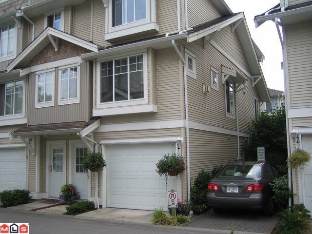 "Main Photo: 68 12110 75A Avenue in Surrey: West Newton Townhouse for sale in ""MANDALAY VILLAGE"" : MLS(r) # F1003761"