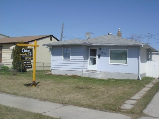 Main Photo: 2001 Alexander Avenue in WINNIPEG: Brooklands / Weston Residential for sale (West Winnipeg)  : MLS(r) # 1006633