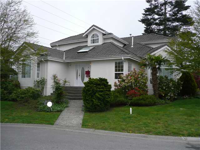 "Main Photo: 1680 53A Street in Tsawwassen: Cliff Drive House for sale in ""TSAWWASSEN HEIGHTS"" : MLS® # V823096"