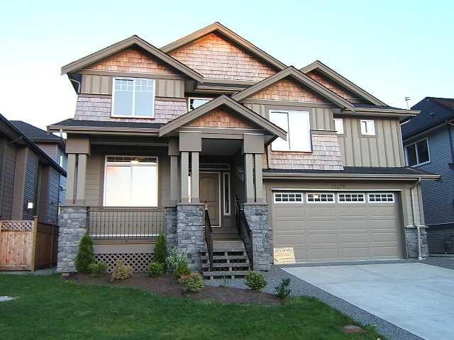 Main Photo: 12478 DAVENPORT Drive in Maple Ridge: Northwest Maple Ridge House for sale : MLS(r) # V833588