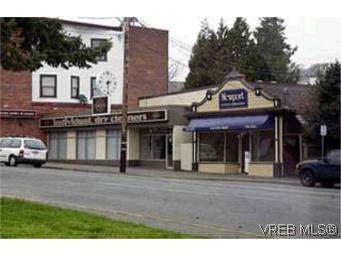 Main Photo: 1608 Fort Street in VICTORIA: Vi Fernwood Vacant Land for sale (Victoria)  : MLS®# 169573