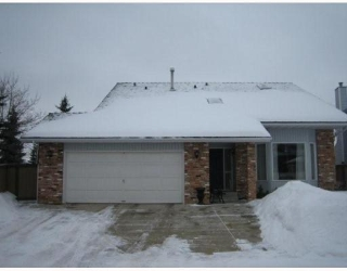 Main Photo: 411 Butchart Drive in EDMONTON: Zone 14 House for sale (Edmonton)  : MLS(r) # E3177901