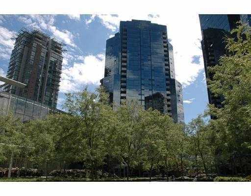 "Main Photo: 2805 1050 BURRARD Street in Vancouver: Downtown VW Condo for sale in ""WALL CENTRE"" (Vancouver West)  : MLS® # V778994"