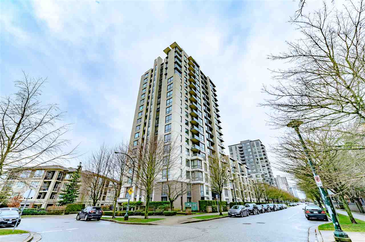 FEATURED LISTING: 1405 - 3588 CROWLEY Drive Vancouver