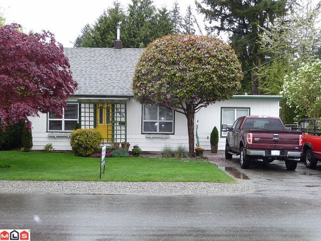 Main Photo: 2851 VICTORIA Street in Abbotsford: Abbotsford West House for sale : MLS® # F1010457