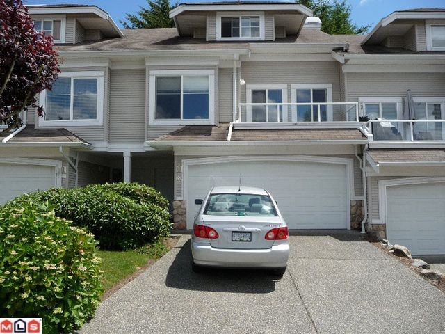 Main Photo: 22 31501 UPPER MACLURE Road in Abbotsford: Abbotsford West Townhouse for sale : MLS®# F1018296