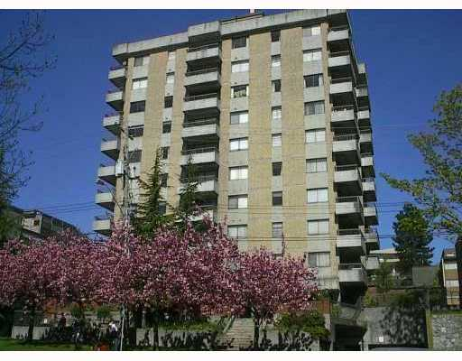"Main Photo: 804 209 CARNARVON Street in New_Westminster: Downtown NW Condo for sale in ""ARGYLE HOUSE"" (New Westminster)  : MLS(r) # V742365"