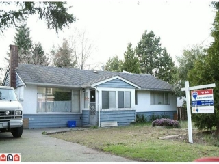 Main Photo: 8851 118A Street in Delta: Annieville House for sale (N. Delta)  : MLS® # F1005983