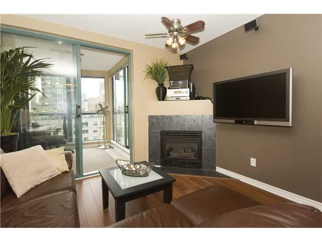 "Main Photo: 1003 939 HOMER Street in Vancouver: Downtown VW Condo for sale in ""PINNACLE"" (Vancouver West)  : MLS®# V819841"