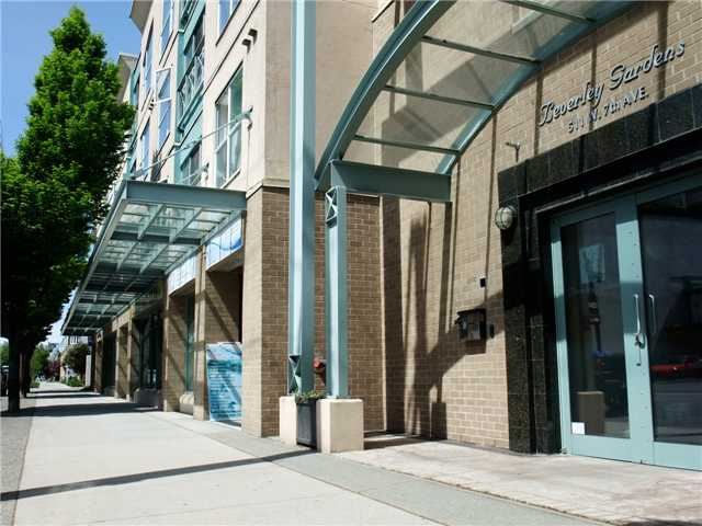 Main Photo: 318 511 W 7TH Avenue in Vancouver: Fairview VW Condo for sale (Vancouver West)  : MLS® # V831544