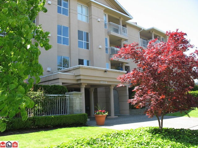 "Main Photo: 108 13733 74 Avenue in Surrey: East Newton Condo for sale in ""Kings Court"" : MLS® # F1016544"