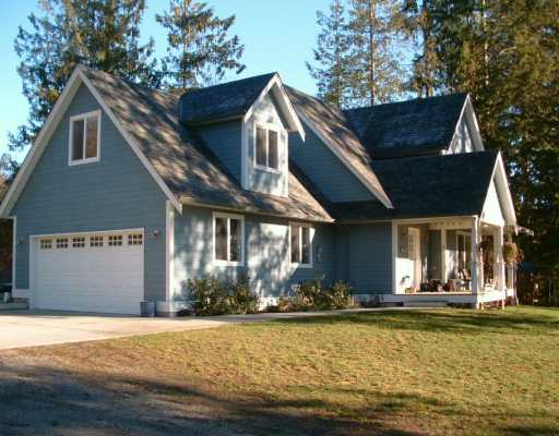 Main Photo: 960 SEAWARD Close in Gibsons: Gibsons & Area House for sale (Sunshine Coast)  : MLS® # V626769