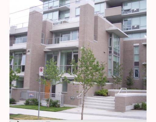 "Main Photo: 2380 PINE Street in Vancouver: Fairview VW Townhouse for sale in ""CAMERA"" (Vancouver West)  : MLS® # V770685"