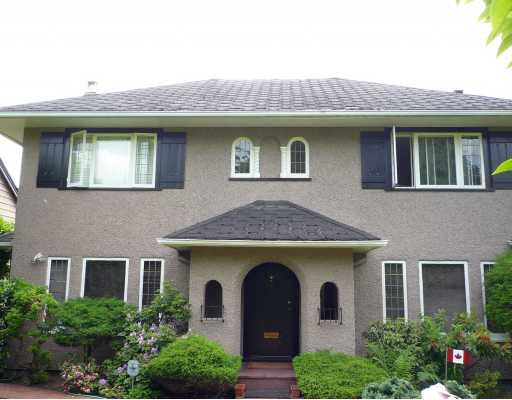 Main Photo: 1960 W KING EDWARD Avenue in Vancouver: Quilchena House for sale (Vancouver West)  : MLS® # V772262