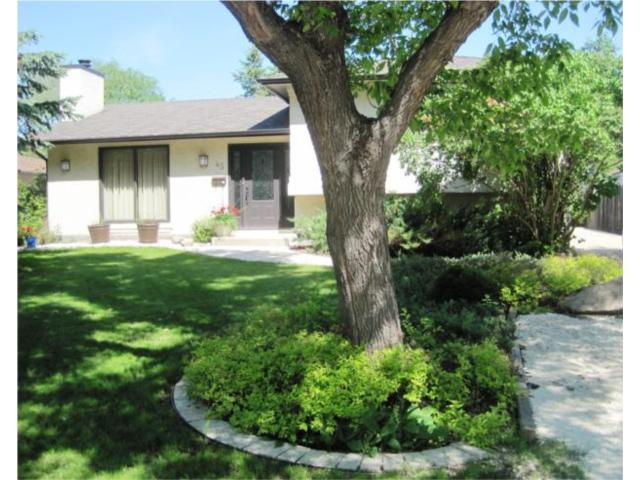 Main Photo: 43 NEWCASTLE Road in WINNIPEG: Fort Garry / Whyte Ridge / St Norbert Residential for sale (South Winnipeg)  : MLS® # 1010563
