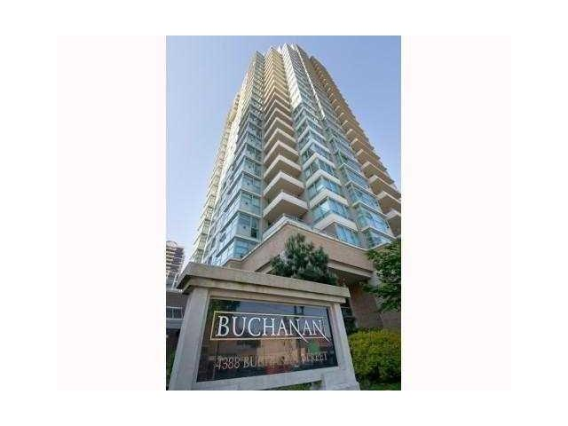 "Main Photo: 403 4388 BUCHANAN Street in Burnaby: Brentwood Park Condo for sale in ""BUCHANAN WEST"" (Burnaby North)  : MLS® # V837194"