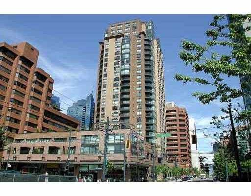 Main Photo: 1189 HOWE Street in Vancouver: Downtown VW Condo for sale (Vancouver West)  : MLS® # V568343