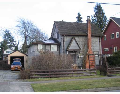 "Main Photo: 128 HARVEY Street in New_Westminster: The Heights NW House for sale in ""THE HEIGHTS"" (New Westminster)  : MLS(r) # V752152"