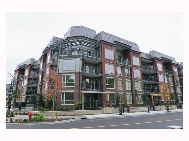 "Main Photo: 317 2628 MAPLE Street in Port Coquitlam: Central Pt Coquitlam Condo for sale in ""VILLAGIO 2"" : MLS® # V792019"