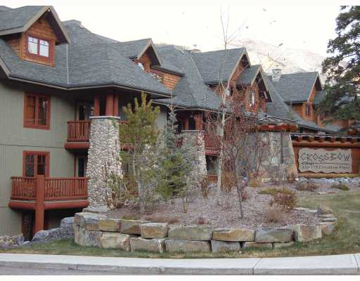 Main Photo: 116 150 Crossbow Place: Canmore Condo for sale : MLS(r) # C3402142