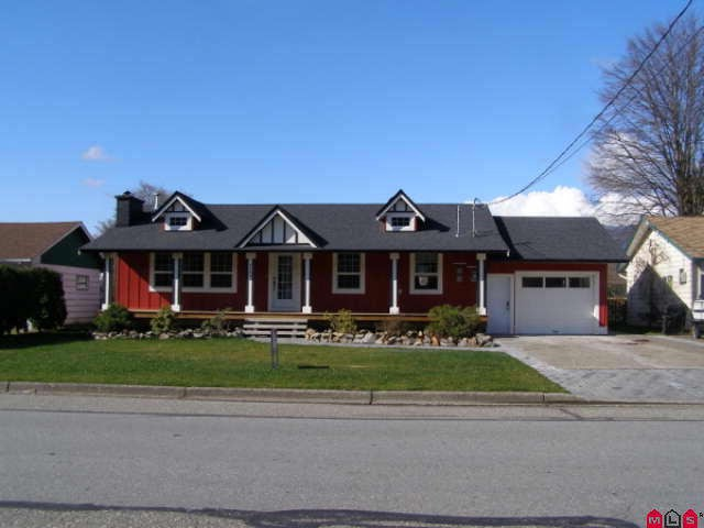 Main Photo: 1581 VIMY Road: Agassiz House for sale : MLS® # H1001112