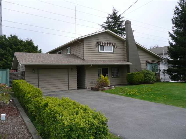 "Main Photo: 1320 53A Street in Tsawwassen: Cliff Drive House for sale in ""TSAWWASSEN HEIGHTS"" : MLS® # V867333"