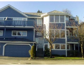 "Main Photo: 17 1140 FALCON Drive in Coquitlam: Eagle Ridge CQ Townhouse for sale in ""FALCON GATE"" : MLS(r) # V730089"