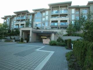 "Main Photo: 201 9329 UNIVERSITY Crescent in Burnaby: Simon Fraser Univer. Condo for sale in ""HARMONY"" (Burnaby North)  : MLS®# V747030"
