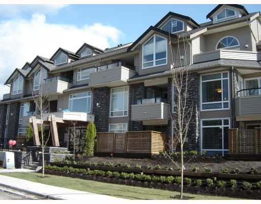 "Main Photo: 205 3150 VINCENT Street in Port_Coquitlam: Glenwood PQ Condo for sale in ""BREYERTON"" (Port Coquitlam)  : MLS® # V749278"