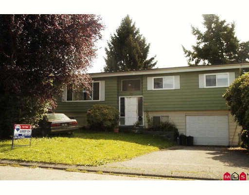 Main Photo: 32458 PANDORA Avenue in Abbotsford: Abbotsford West House for sale : MLS® # F2921396