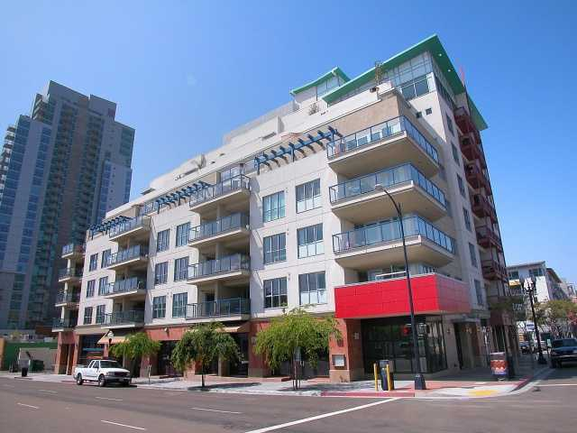 Main Photo: DOWNTOWN Condo for sale : 0 bedrooms : 875 G #212 in San Diego