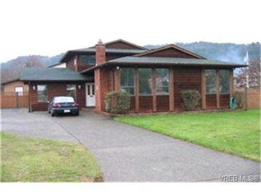 Main Photo: 2829 Santana Drive in VICTORIA: La Goldstream Single Family Detached for sale (Langford)  : MLS® # 223289