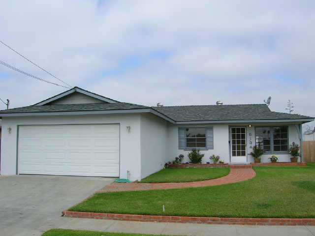 Main Photo: CLAIREMONT Residential for sale : 3 bedrooms : 5134 Uniontown Rd in San Diego