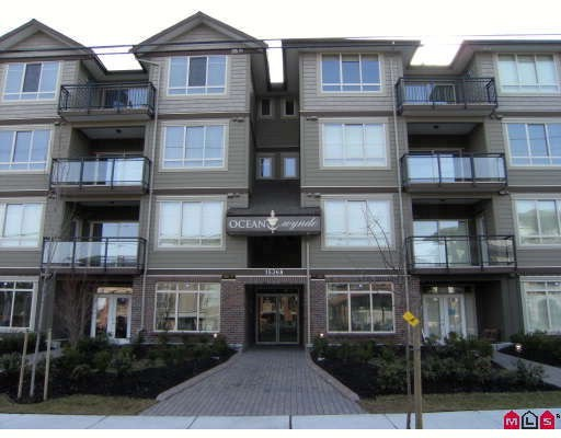 "Main Photo: 302 15368 17A Avenue in Surrey: King George Corridor Condo for sale in ""OCEAN WYNDE"" (South Surrey White Rock)  : MLS® # F2908522"
