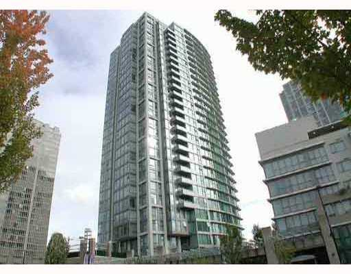 "Main Photo: 1802 1008 CAMBIE Street in Vancouver: Downtown VW Condo for sale in ""WATERWORKS"" (Vancouver West)  : MLS®# V776627"