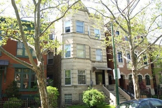 Main Photo: 841 George Street Unit 3 in CHICAGO: Lake View Rentals for rent ()  : MLS® # 07608003