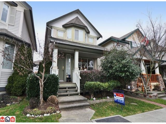 "Main Photo: 6657 185TH Street in Surrey: Cloverdale BC House for sale in ""CLOVER VALLEY STATION"" (Cloverdale)  : MLS®# F1026362"